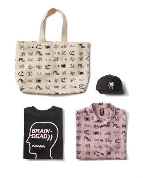 Vans X Brain Deads pastel vans vault x brain dead collection the drop