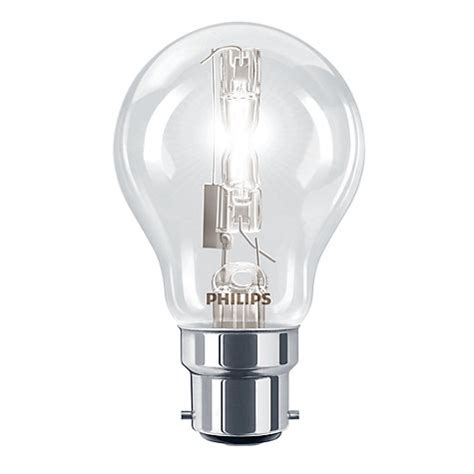 Lu Philips Helix 42w buy philips 42w bc halogen classic bulb clear lewis