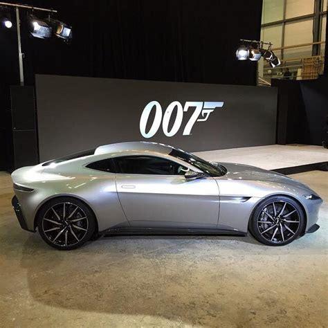 aston martin db10 debuts for bond 007 spectre