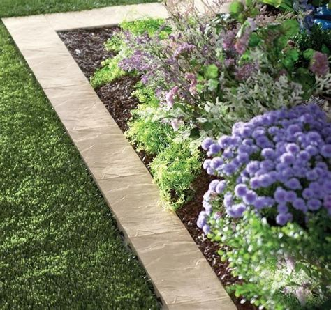lawn edging ideas home depot landscaping gardening ideas