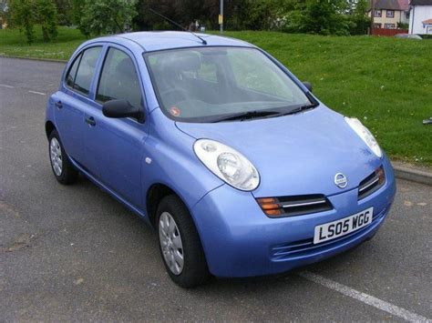 Used Nissan Micra 2005 Petrol 1 2 S 5dr Auto Hatchback