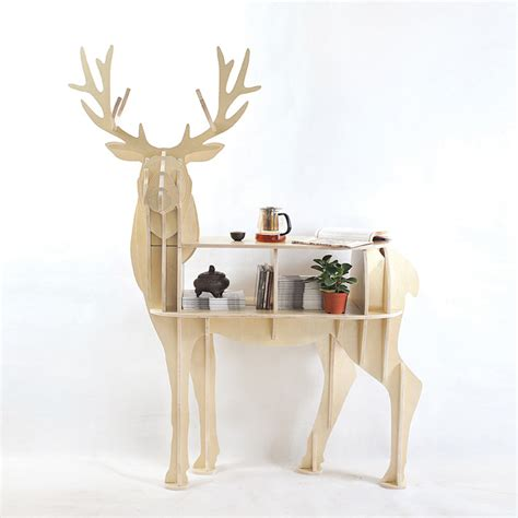 Decorative Ornaments For The Home Uk Decorations Deer Table European Diy Arts Crafts Home Decorative Elk Wood Craft Gift