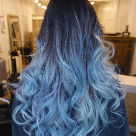 ombre hair over 50 ombre hair 50 25 insanely awesome ombre hair red blue
