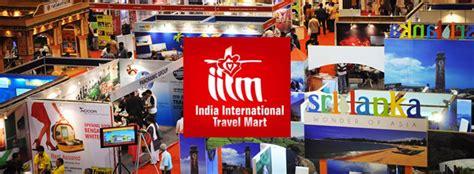india international travel mart    conducted