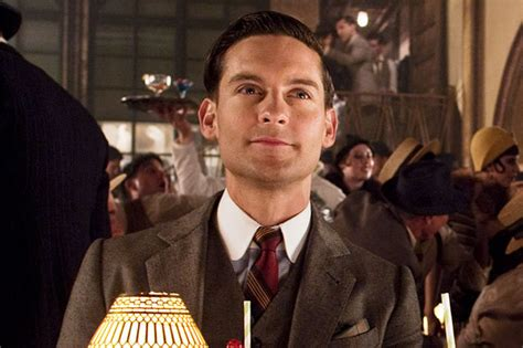 nick carraway just keep swimming