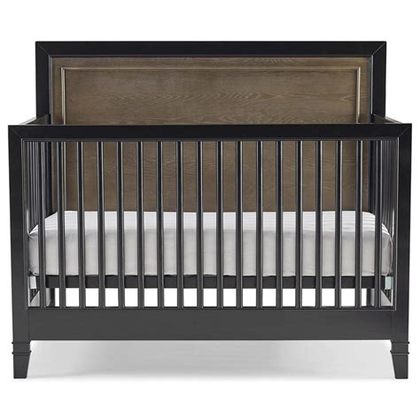 Convertible Crib Bed Frame Smartstuff Myroom Two Tone Convertible Crib Toddler Bed Daybed Low Profile Bed Reeds