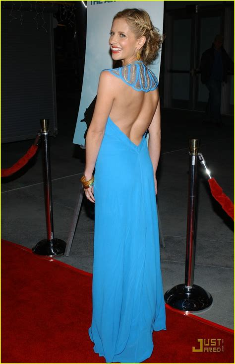 Geller In Temperley For The Premier The Air I Breathe by Gellar Is Brilliant Blue Photo 855691