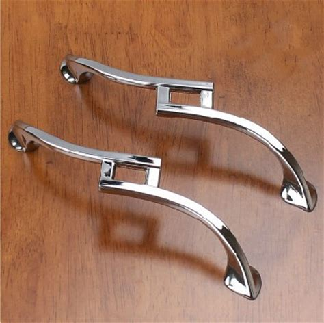 kitchen furniture handles new modern chrome 96mm furniture hardware handle pull