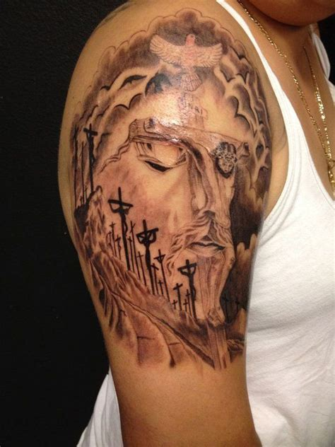 christian tattoo dallas 13 best jesus black and gray images on pinterest christ