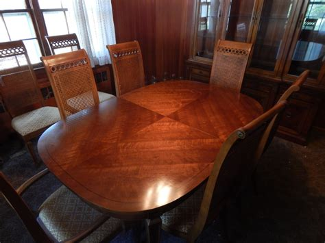 thomasville chair company dining room set thomasville chair company dining room set thomasville