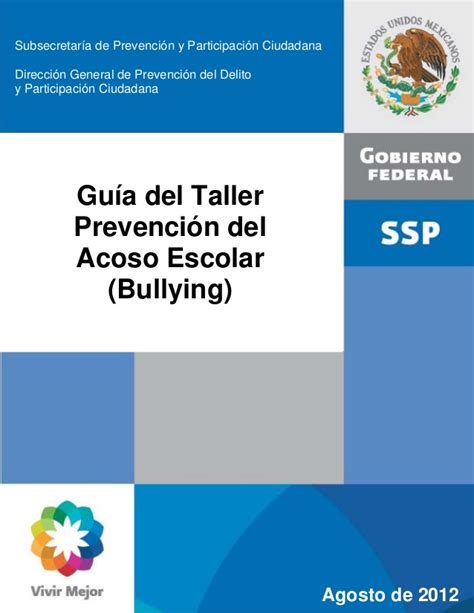 acoso escolar bullying slideshare guia acoso escolar