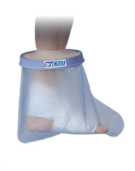 Leg Cast Shower Protector by Waterproof Cast Cover For Shower Leg Drycast