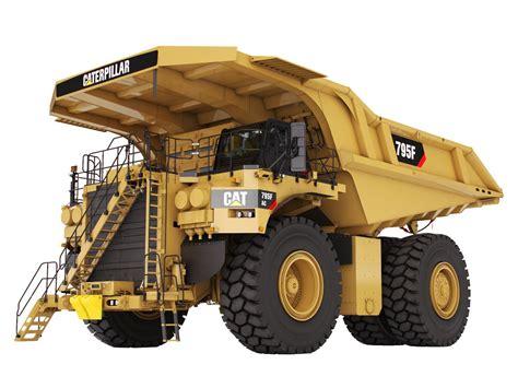 Ac Excavator 795f ac