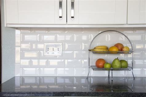 1000 ideas about beveled subway tile on