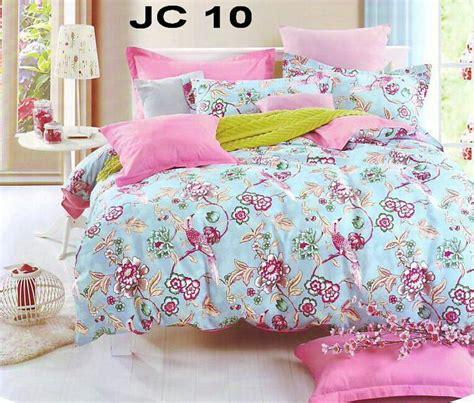 Set Bed Cover Katun Motif Bunga 20 best jual sprei katun jepang murah tanah abang