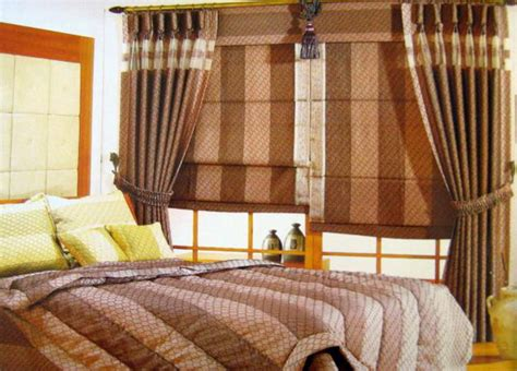 curtains for windows with blinds bedroom window decor curtains or blinds