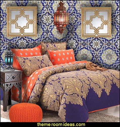 moroccan wall mural decorating theme bedrooms maries manor moroccan