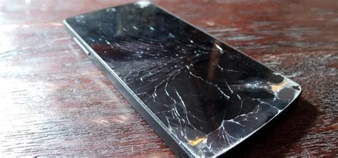 Broken Glass Repair this extreme trick lets you salvage the lcd from your