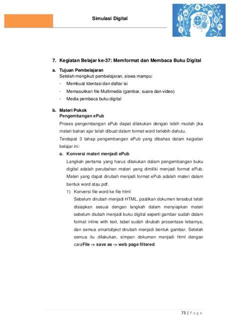 3 pertimbangan memilih format buku digital buku siswa simulasi digital 1