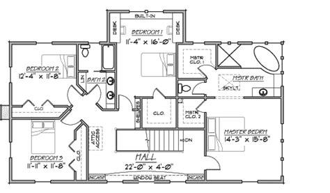 Folk Farmhouse Plan 16080jm 2nd Floor Master Suite Folk House Plans