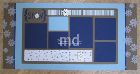 Snow Layout by Snow Scrapbook Layout Snow Much Places And The O Jays