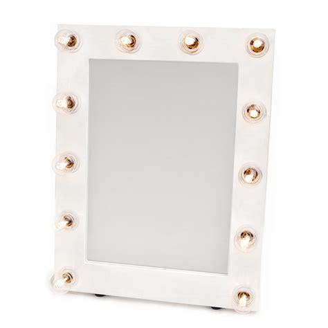 Blush On With Mirror makeupmirror classic white makeupmirror