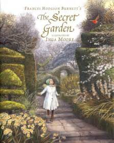 the secret garden stacking books stacking books