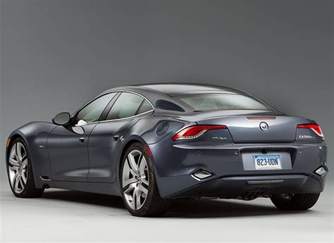 luxurious fisker karma in hybrid rises from the ashes