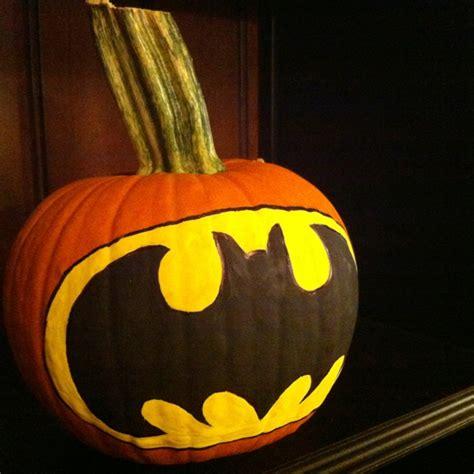 batman pumpkin for my creative urge pinterest