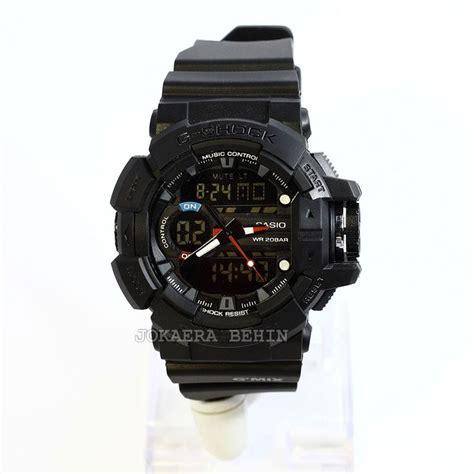 Jam G Shock Untuk Tangan Kecil jam tangan g shock black ada tanggal hari bulan anti air water proof bisa digunakan untuk