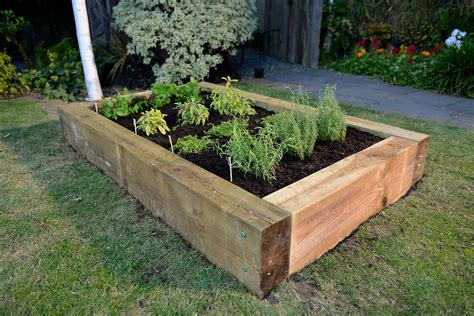 diy herb garden modish main how to build your very own raised herb garden diy good
