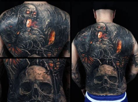 gothic tattoos for men 50 tattoos for design ideas