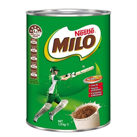 Nestle Milo Malaysia 1 1 Kg nestle milo tin 1 9 kg ebay