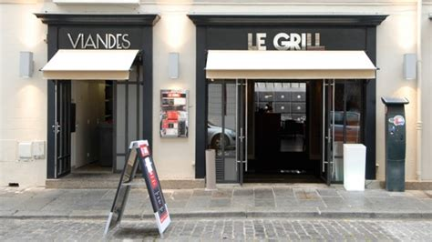 Le Grill by Le Grill In Rennes Restaurant Reviews Menu And Prices