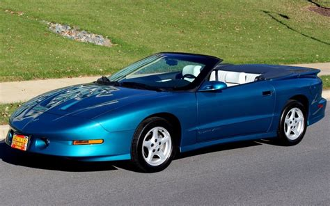 1996 pontiac firebird 1996 pontiac firebird for sale to buy or purchase classic cars for