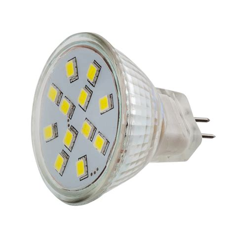 led leuchtmittel 12v sebson gu4 mr11 smd12 led leuchtmittel birne le 1 6w