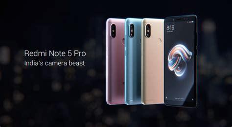 Xiaomi Redmi Note 5 Pro phablety xiaomi redmi note 5 a redmi note 5 pro p蝎edstaveny