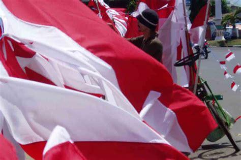Teh Bendera bulan merah putih i m a backpackpreneur