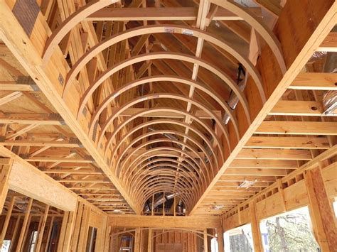 barrel vaults universal arch kit by archways ceilings