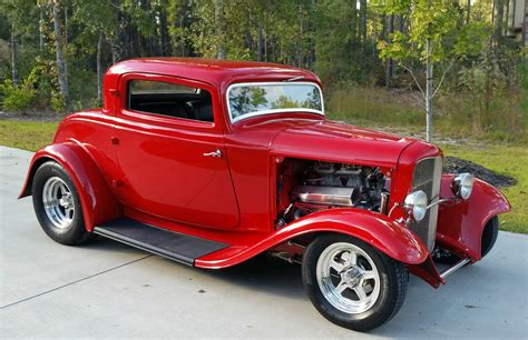 Ford Rod by 1932 Ford Coupe Fiberglass Rod Classic