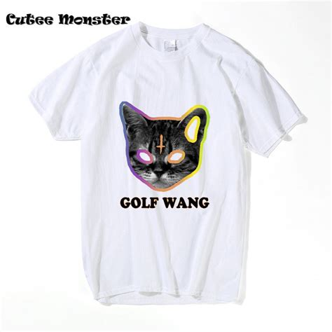 Kaos Ofwgkta Future Golf Wang 1 aliexpress buy future golf wang t shirt 2017