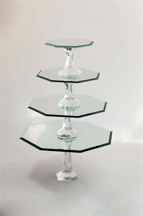 How To Make A Pedestal How To Make Mirrored Cake Stands Tikkido