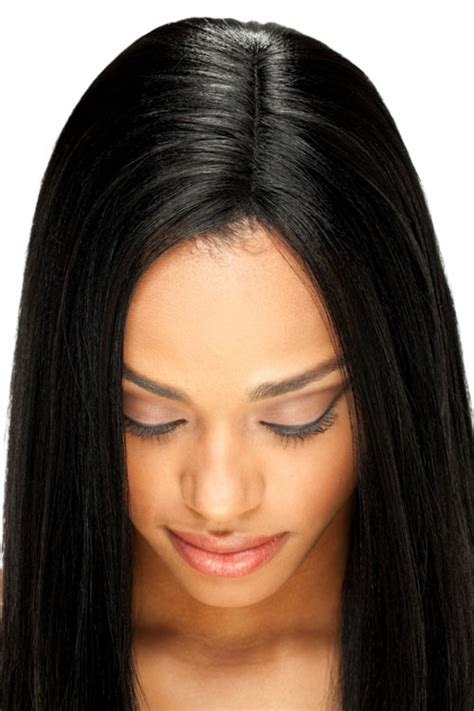 invisible part long hairstyles saga invisible part closure male models picture