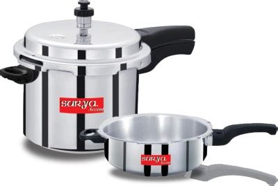induction cooker accent surya accent 5 l pressure cooker induction bottom aluminium available at flipkart for rs 1100