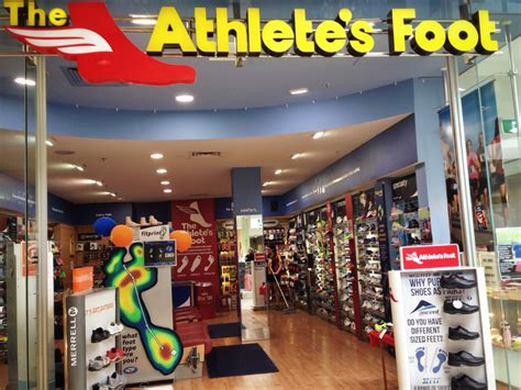 athletes shoe store the athletes foot in malvern melbourne vic shoe stores