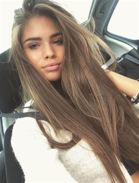 Best 25  Brown straight hair ideas on Pinterest   Hair