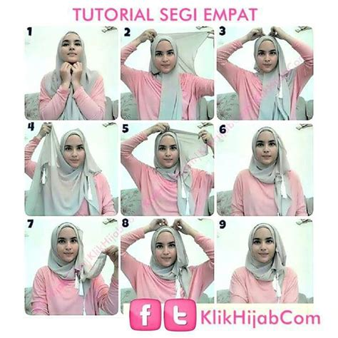 tutorial hijab pashmina instant 97 best images about hijab tutorial on pinterest