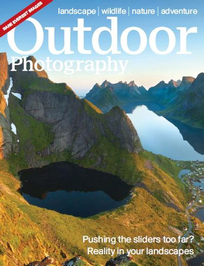 outdoor photography magazine great landscape