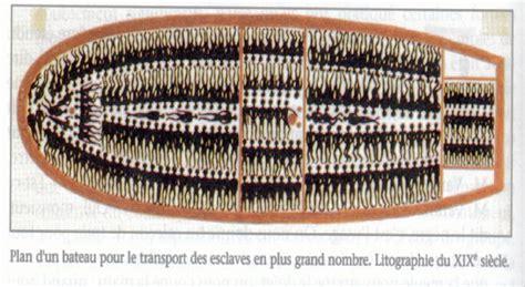 barco negrero dibujo el comercio triangular www ebj prof