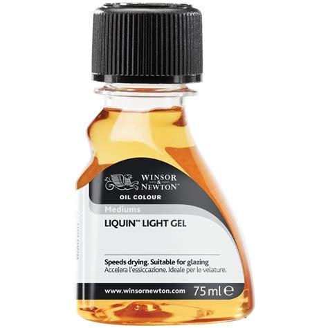 Liquin Light Gel 500ml Winsor Newton liquin light gel medium winsor newton